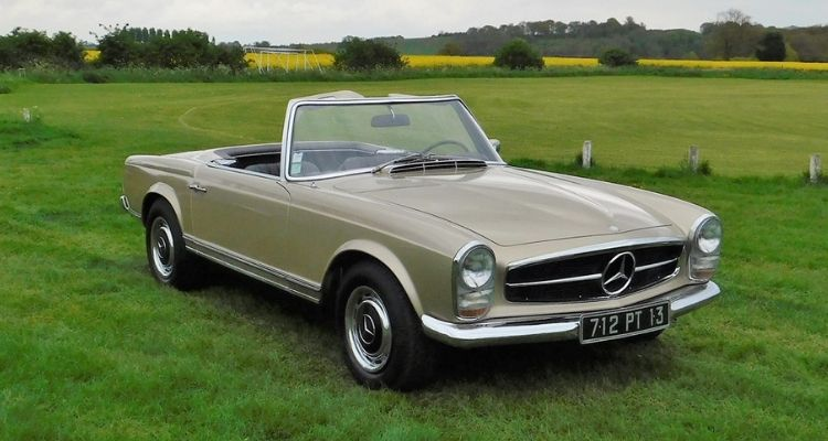 1970 Mercedes 280SL Roadster