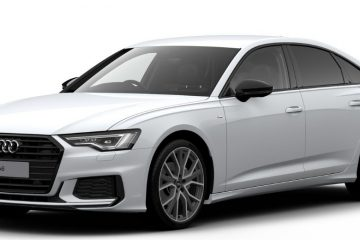 AUDI A6 BLACK EDITION Feature