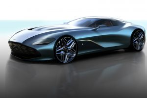Aston Martin DBS GT Zagato feature