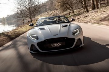 Aston Martin DBS Superleggera Volante (feature)