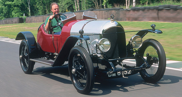 Bentley 3 Litre (1)