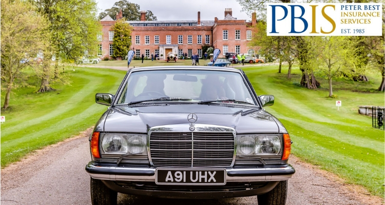 Braxted 2 Classic Mercedes