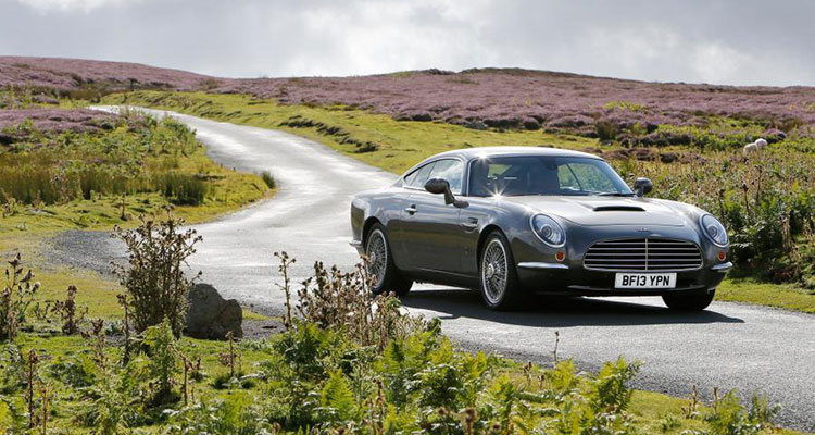 David Brown Speedback GT front