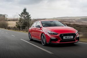 Hyundai i30 Fastback N feature