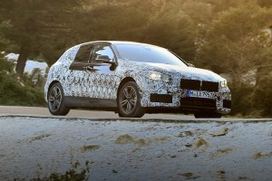 New BMW 1 Series 2020 feature
