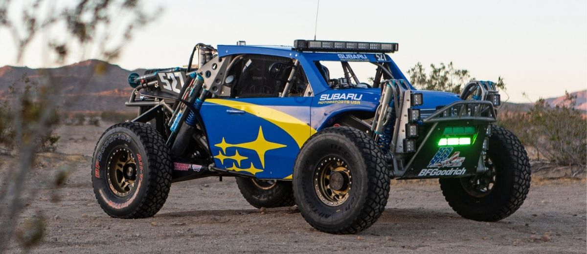 Subaru Crosstrek racer featured