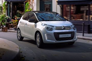 Citroën C1 feature