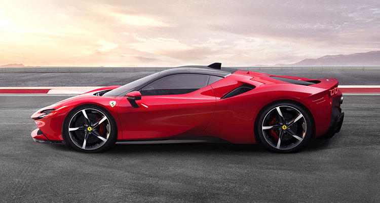 Ferrari SF90 Stradale (1)