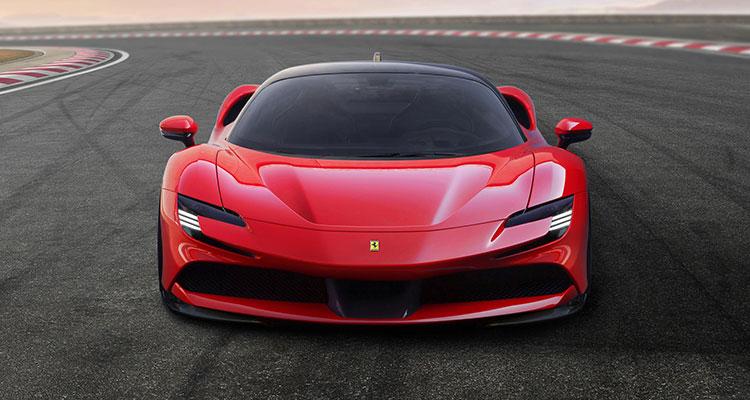 Ferrari SF90 Stradale (8)
