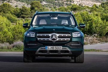 Mercedes-Benz GLS 400 d feature