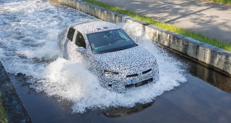New Vauxhall Corsa weather testing (3)