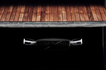 New Volvo XC60 - Feature