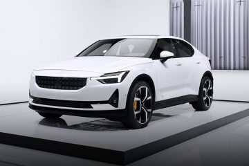Polestar 2 Geneva feature