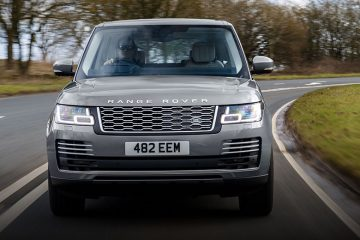 Range Rover 3.0-litre 400PS Ingenium petrol engine (feature)