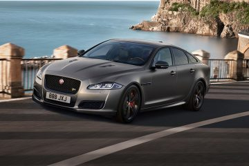 Jaguar XJ (feature)
