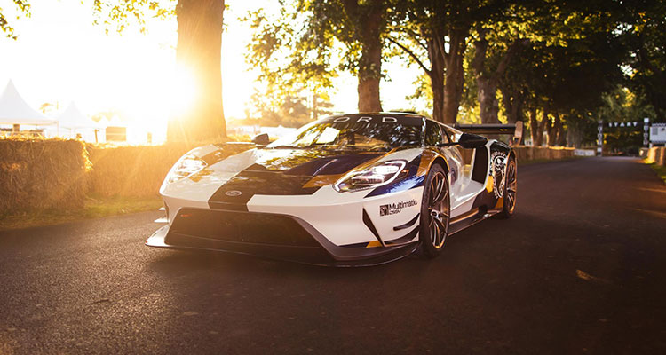 Limited Edition Ford GT Mk II (4)