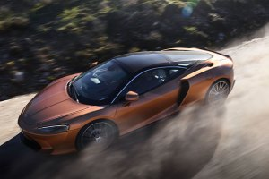 McLaren's new superlight grand tourer (feature)