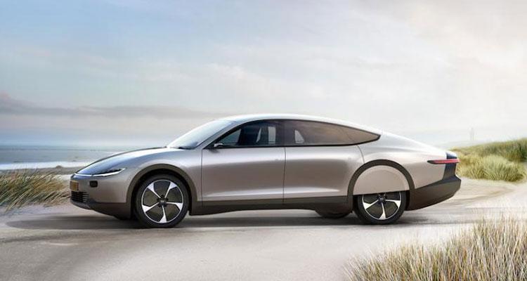 The Solar Powered Lightyear One Electric Car (2)
