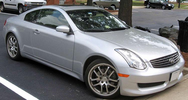 The Vaydor G35 replica (4)