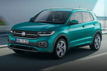 Volkswagen T-Cross (feature)