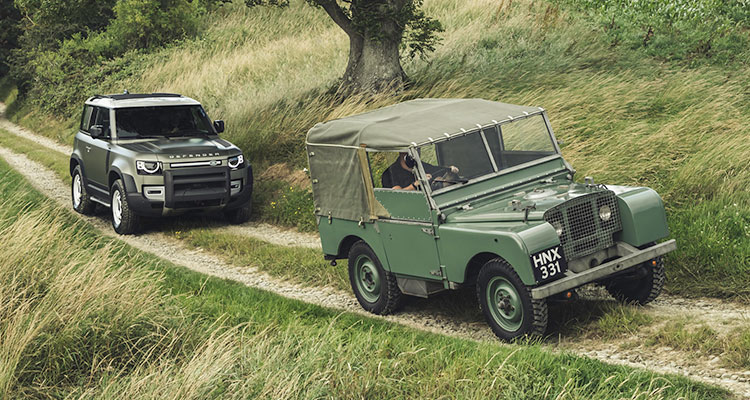New Land Rover Defender 2020 (1)