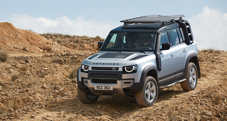 New Land Rover Defender 2020 (2)
