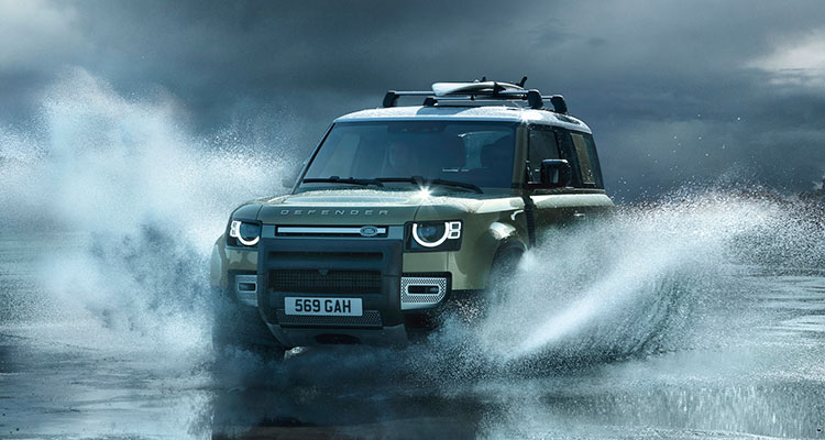 New Land Rover Defender 2020 (3)