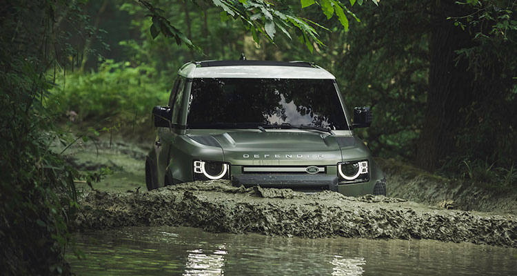 New Land Rover Defender 2020 (4)
