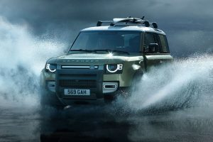 New Land Rover Defender 2020 (feature)
