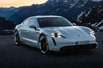 Porsche's New All-Electric 761bhp Taycan Turbo S (feature)