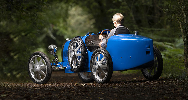 Bugatti Type 35 Baby II (1)
