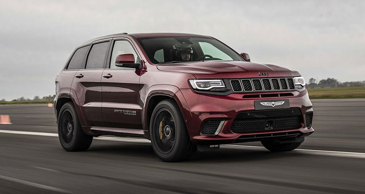 Jeep's Awful Crash Safety Score