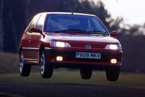 Peugeot GTI-6 1998 feature