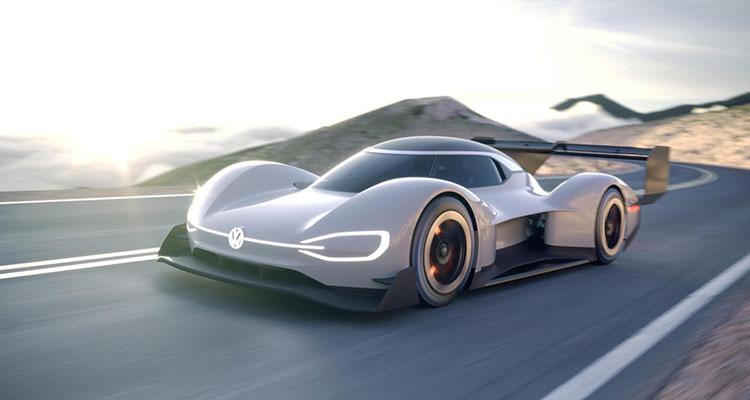 The Amazing VW ID.R