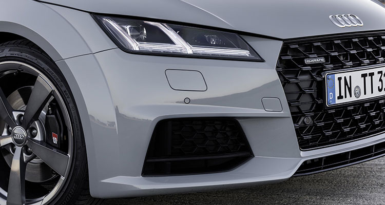 Audi - Nardo Grey