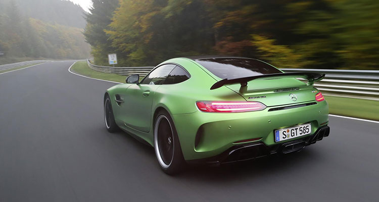 Mercedes-AMG Green Hell Magno