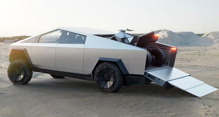 Tesla Cybertruck Electric pick-up
