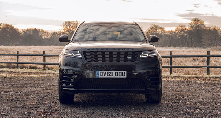 All-New Range Rover Velar R-Dynamic Black Limited Edition
