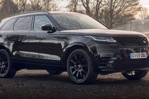 All-New Range Rover Velar R-Dynamic Black Limited Edition (feature)