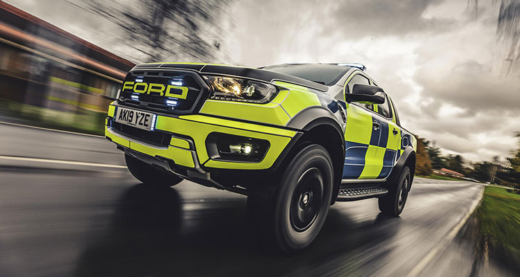 New Police Ford Raptor