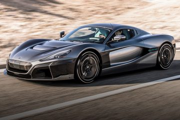 The Rimac C_Two Electric Hypercar (feature)