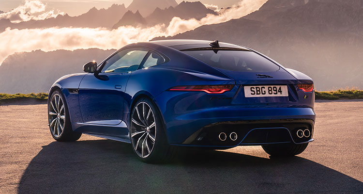 New Jaguar F-Type 2020 (3)