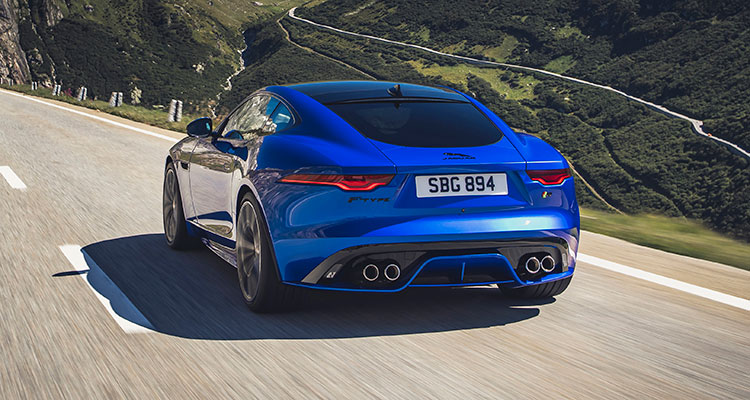 New Jaguar F-Type 2020 (2)