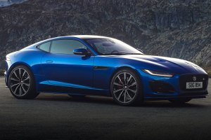 New Jaguar F-Type 2020