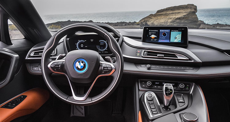 An Emotional Goodbye To The BMW i8
