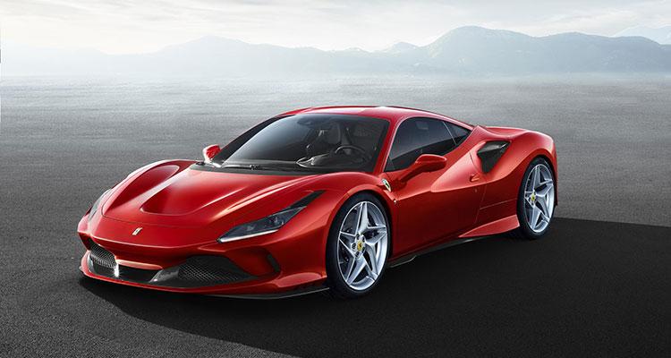 Ferrari Patent Hints At New Electric Supercar