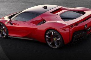 Ferrari Patent Hints At New Electric Supercar