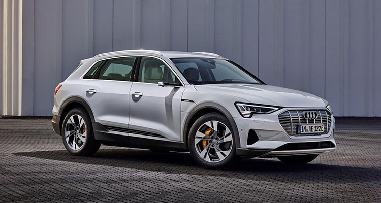 New-Entry Level Audi e-tron