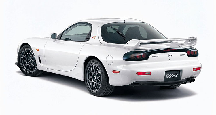Why The Mazda RX-7 Is Overrated