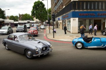 Bristol Cars To Be Liquidated (feature)